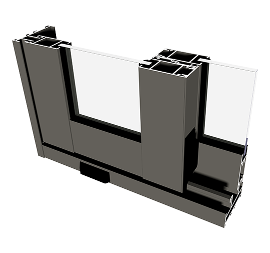 Ecoslide Aluminium-Schiebesysteme