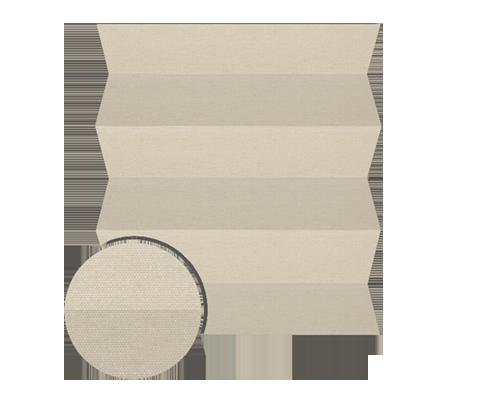 Femi 0220 - Stofffarben Plissee-Rollos