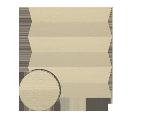Femi 0510 - Stofffarben Plissee-Rollos