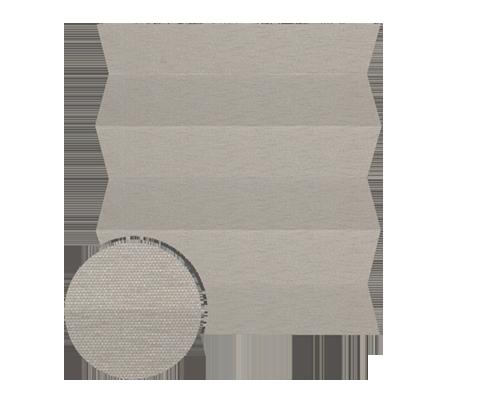 Femi 0540 - Stofffarben Plissee-Rollos