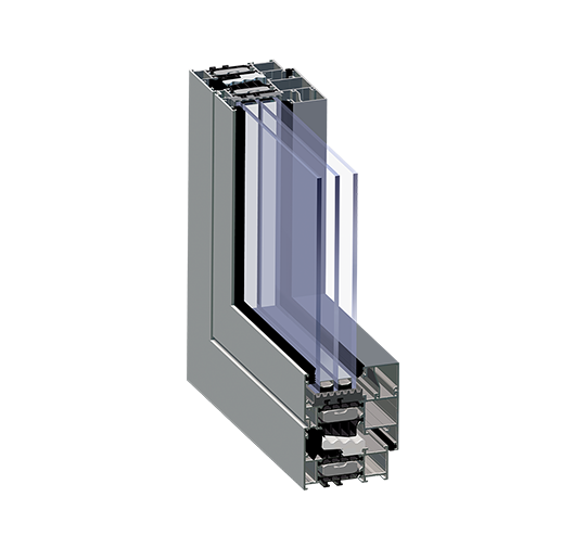 Genesis Aluminiumfenster