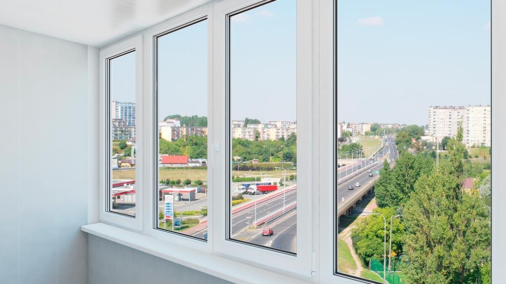 PVC-Fenster Lärmschutz