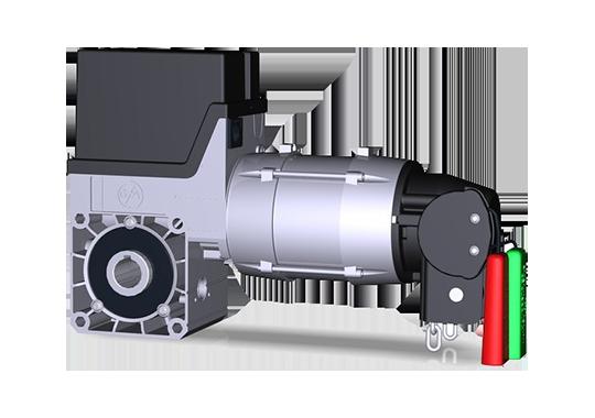 Basic mini+ - Automatisch für industrielle Sektionaltore