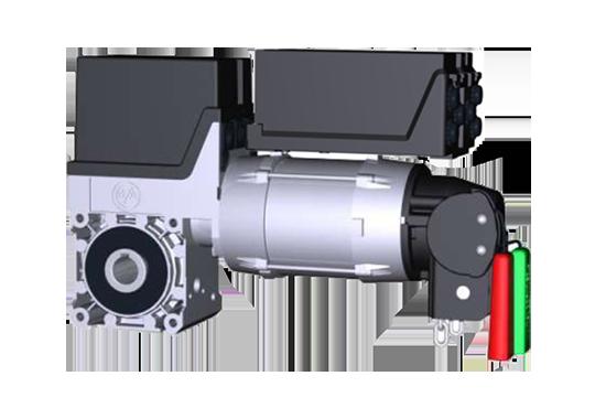 Basic - Automatisch für industrielle Sektionaltore