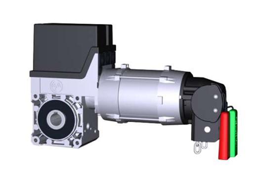 Heavy + - Automatisch für industrielle Sektionaltore