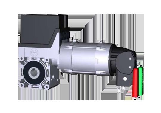 Speed - Automatisch für industrielle Sektionaltore