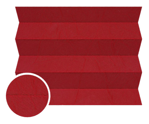 Kamari 11 - Stofffarben Plissee-Rollos