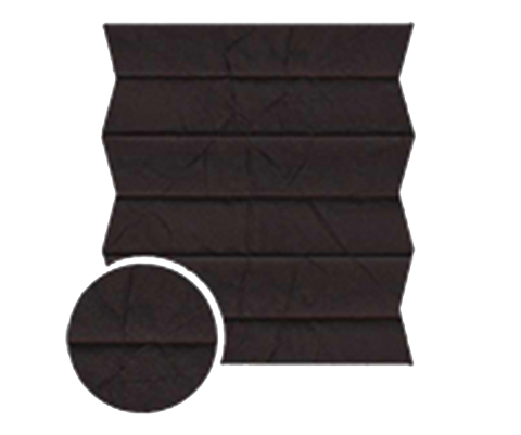 Kamari 25 - Stofffarben Plissee-Rollos
