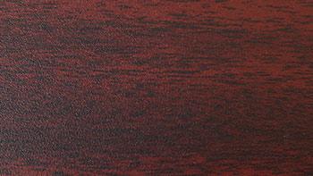 Mahagoni - Farbe von Aluminiumtischlerei