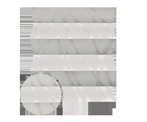 Nakato 6600 - Stofffarben Plissee-Rollos