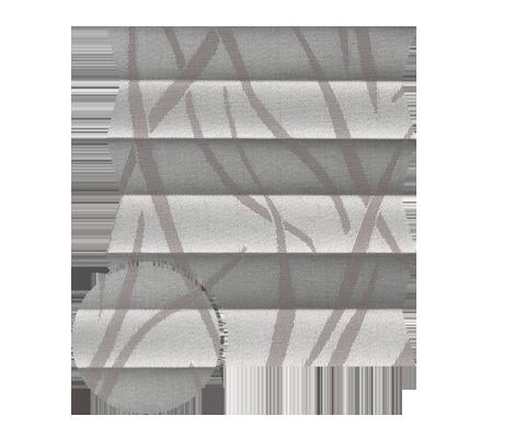 Nakato 6601 - Stofffarben Plissee-Rollos