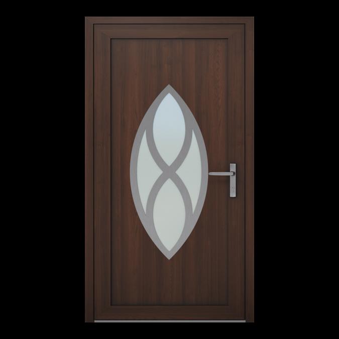 PVC-Außentüren Muster NT-22W