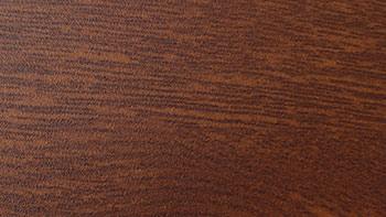 Nussbaum - Farbe von Aluminiumtischlerei