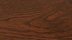 Nussbaum - Farben von Kassetten und Führungen