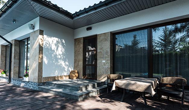 Energiesparende PVC-Fenster