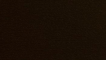 Schwarzbraun - Farbe von PVC Tischlerei