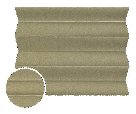 Shine 1042 - Stofffarben Plissee-Rollos