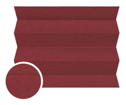 Shine 1045 - Stofffarben Plissee-Rollos