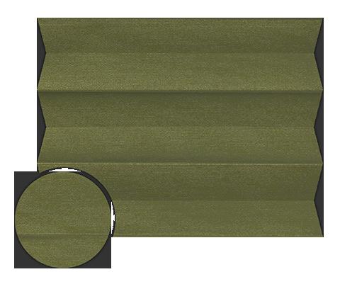 Shine 1047 - Stofffarben Plissee-Rollos
