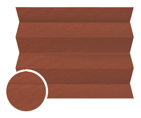 Shine 1051 - Stofffarben Plissee-Rollos