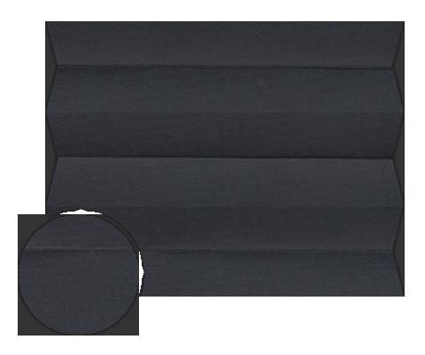 Shine 1053 - Stofffarben Plissee-Rollos
