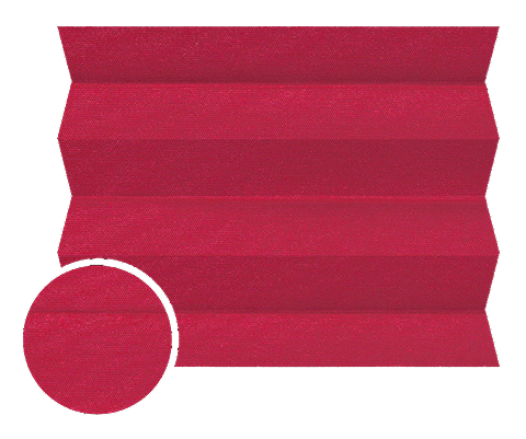 Shine 1054 - Stofffarben Plissee-Rollos