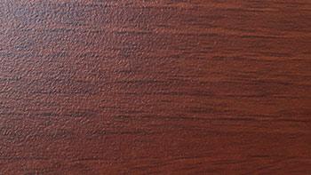Sienna Rosso - Farbe von Aluminiumtischlerei