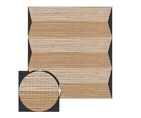 Torres 2276 - Stofffarben Plissee-Rollos
