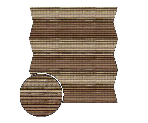 Torres 2294 - Stofffarben Plissee-Rollos