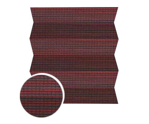 Torres 8134 - Stofffarben Plissee-Rollos