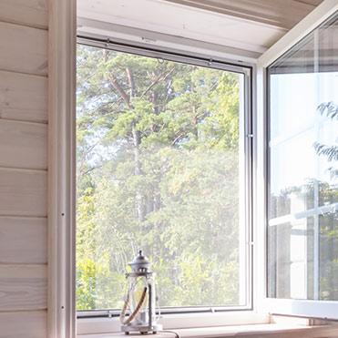 Nitus-Moskitonetze für Fenster und Türen