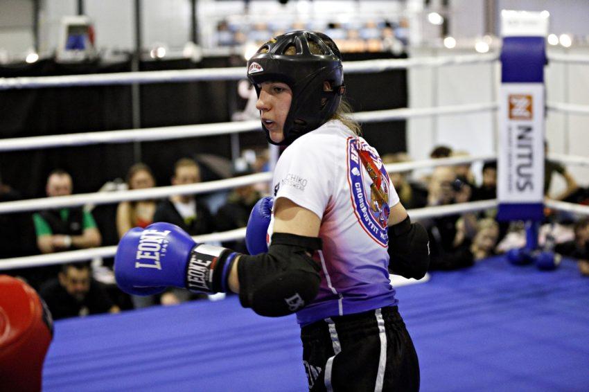 Nitus Euroliga kobieta walka płeć żeńska