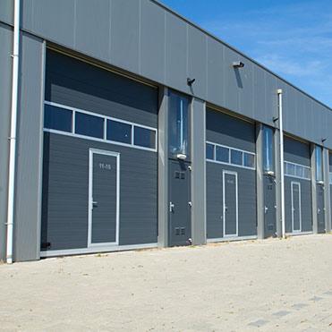 Industrietore für Hallen und Produktionslager